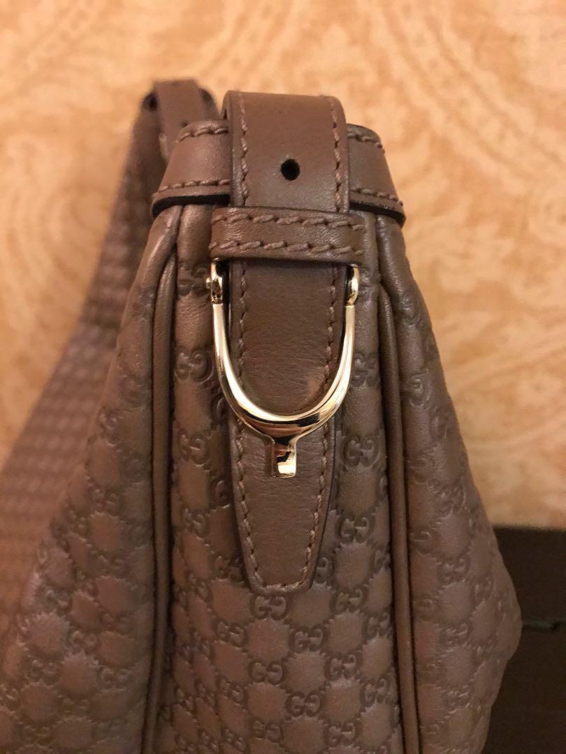 Gucci 軟皮 側背袋