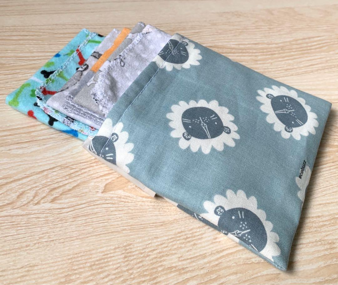 Handcrafted Flannel Towel Gift Set