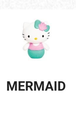 Hello Kitty mermaid toy