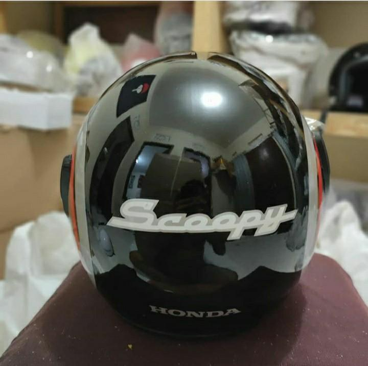Helm Scoopy