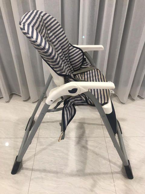 High Chair highchair joie mimzy sneacker mothercare kursi meja makan baby bayi