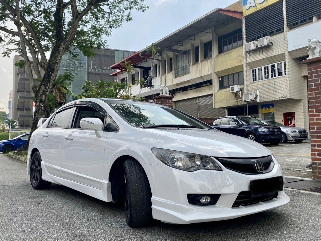 Honda Civic 1.8 VTI-S (A)