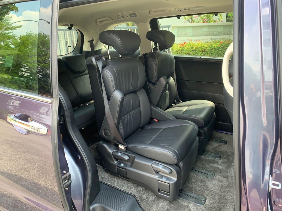Honda Odyssey 2.4 EXV Premium (A)