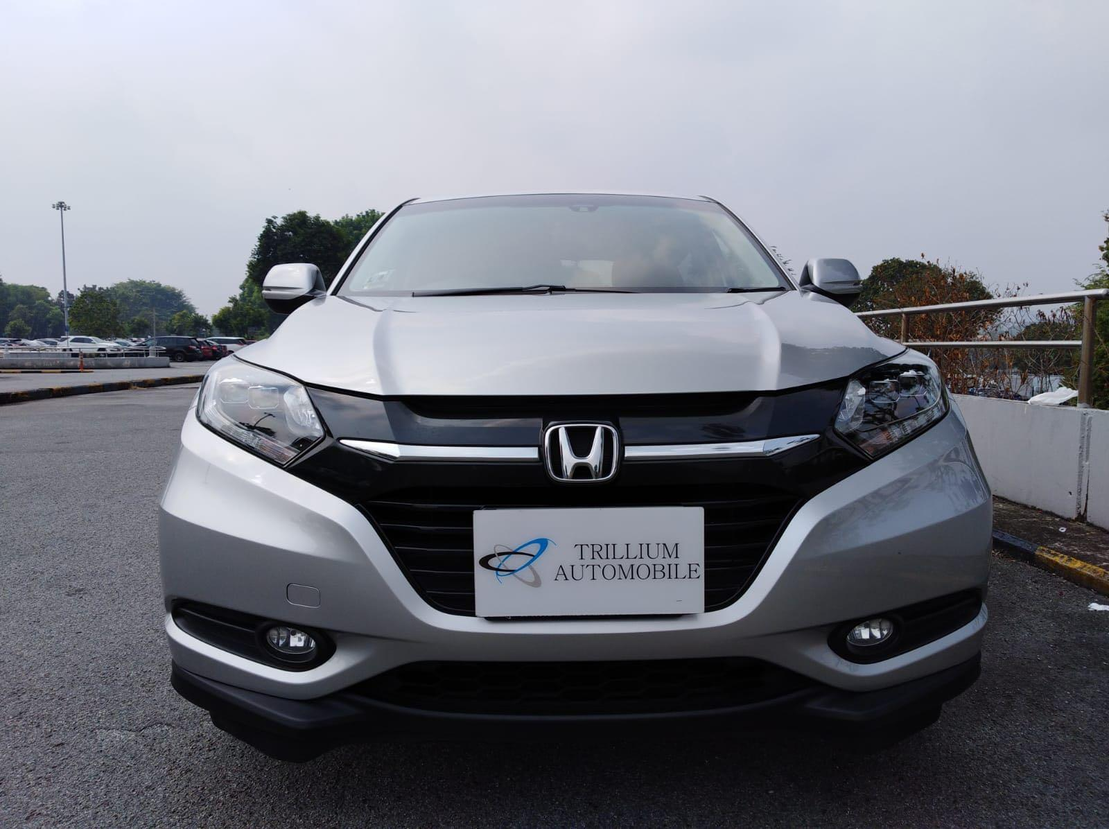 Honda Vezel 1.5A for Rent!