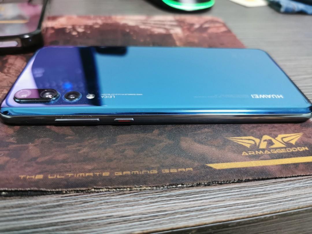 Huawei P20 Pro blue used