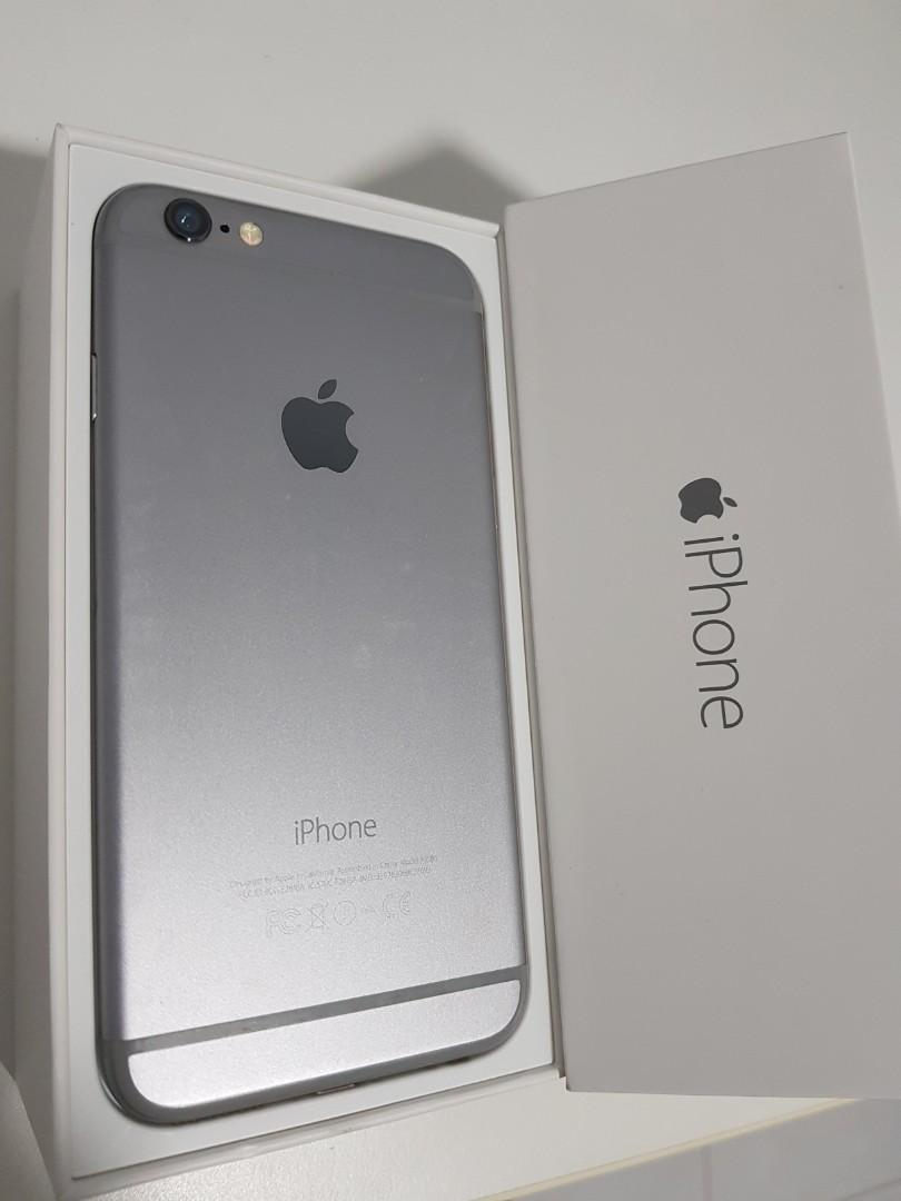 iPhone 6 // Space Gray // 64GB