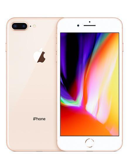 iPhone 8 Plus Gold (256gb)