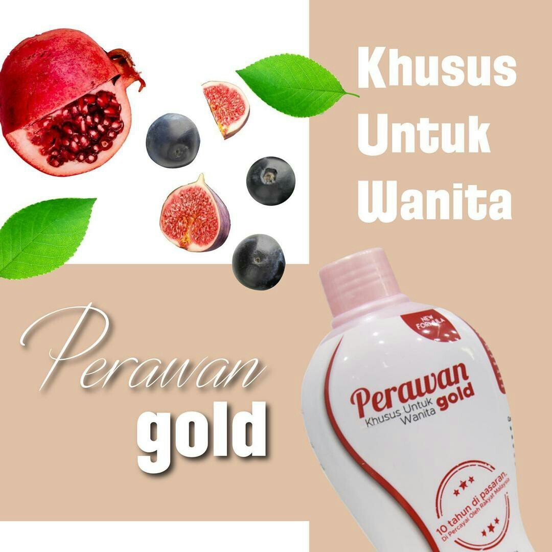 Jus Perawan Gold D Herbs Instock Health Beauty Face Skin Care On Carousell