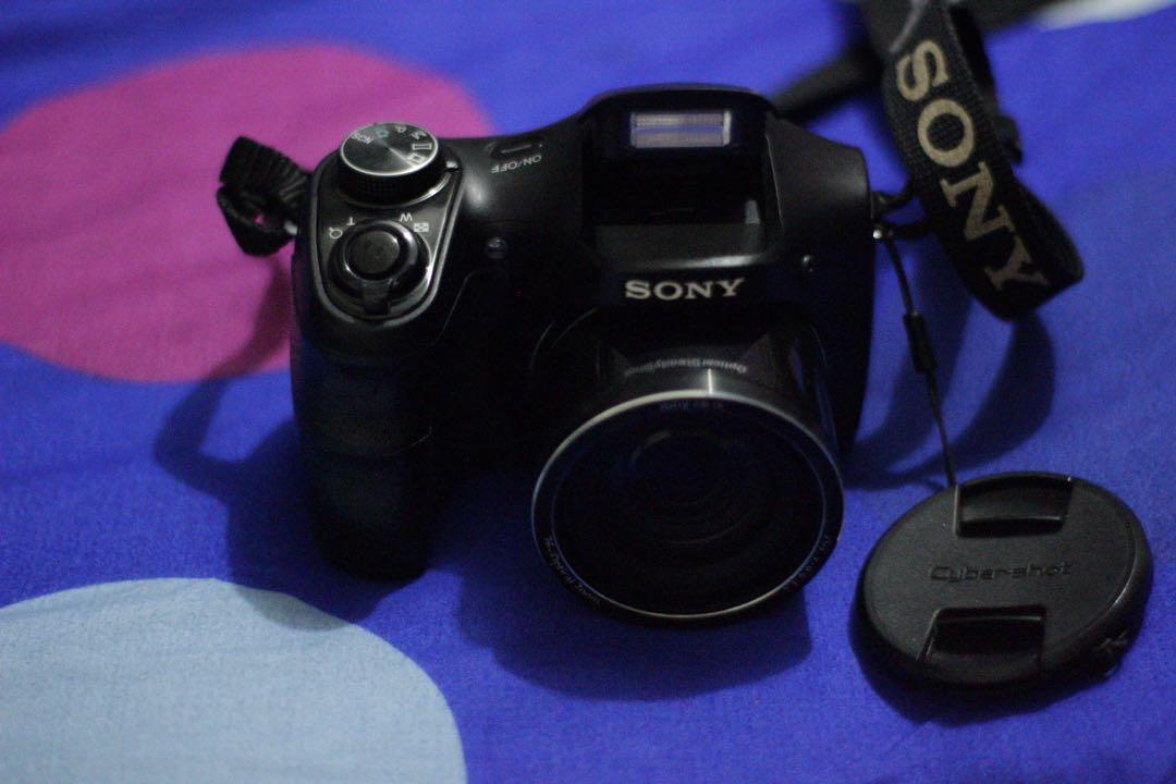 Kamera Prosumer Sony DSC H200 Free Tas & Memo