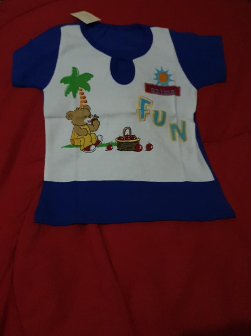 Kaos anak laki # price for all 3pcs # nett!!