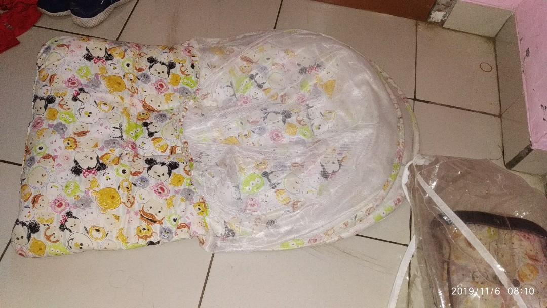 Kasur Kelambu Bayi