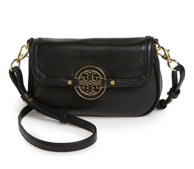 LIKE NEW! Authentic TORY BURCH Amanda small crossbody