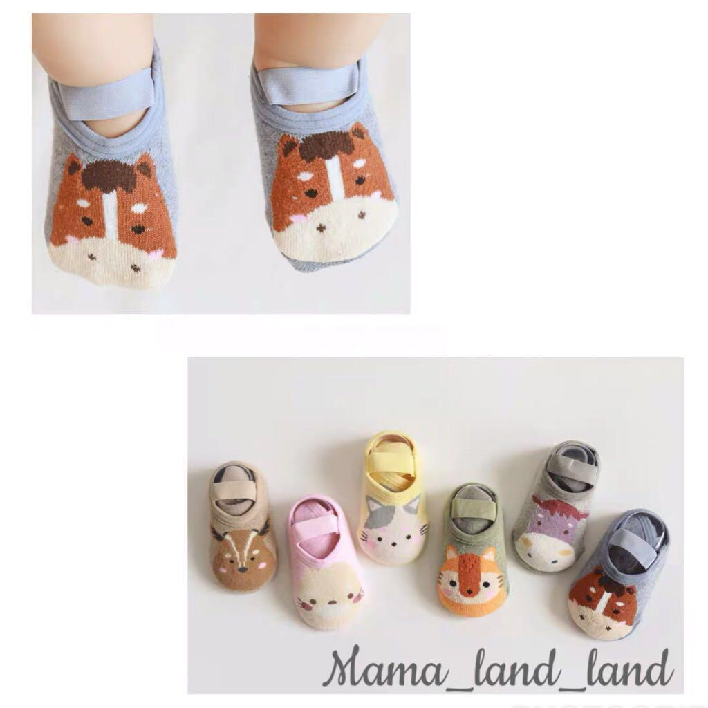 🎉🎉Lovely animal baby cotton socks