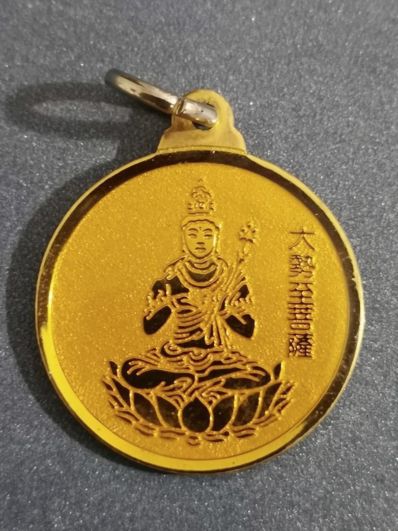 Mahasthamaprapta  Bodhisattva Copper plated 大势至菩萨 (Horse)