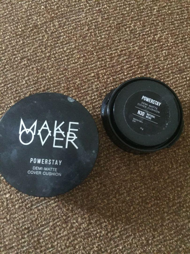 Make over powerstay cushion free refill #1111spesial