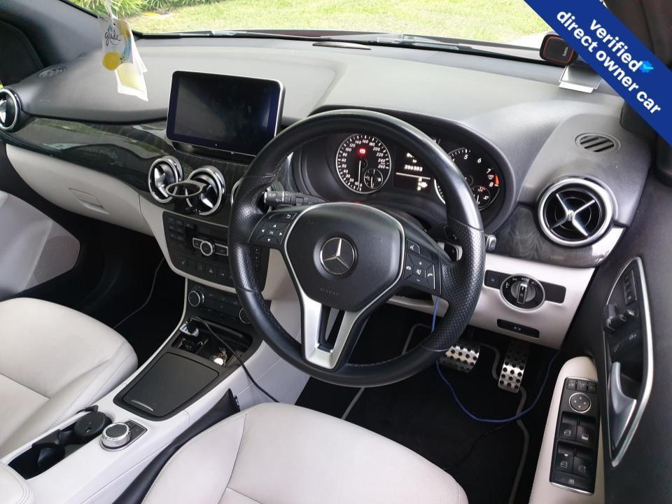 Mercedes-Benz B200 (A)