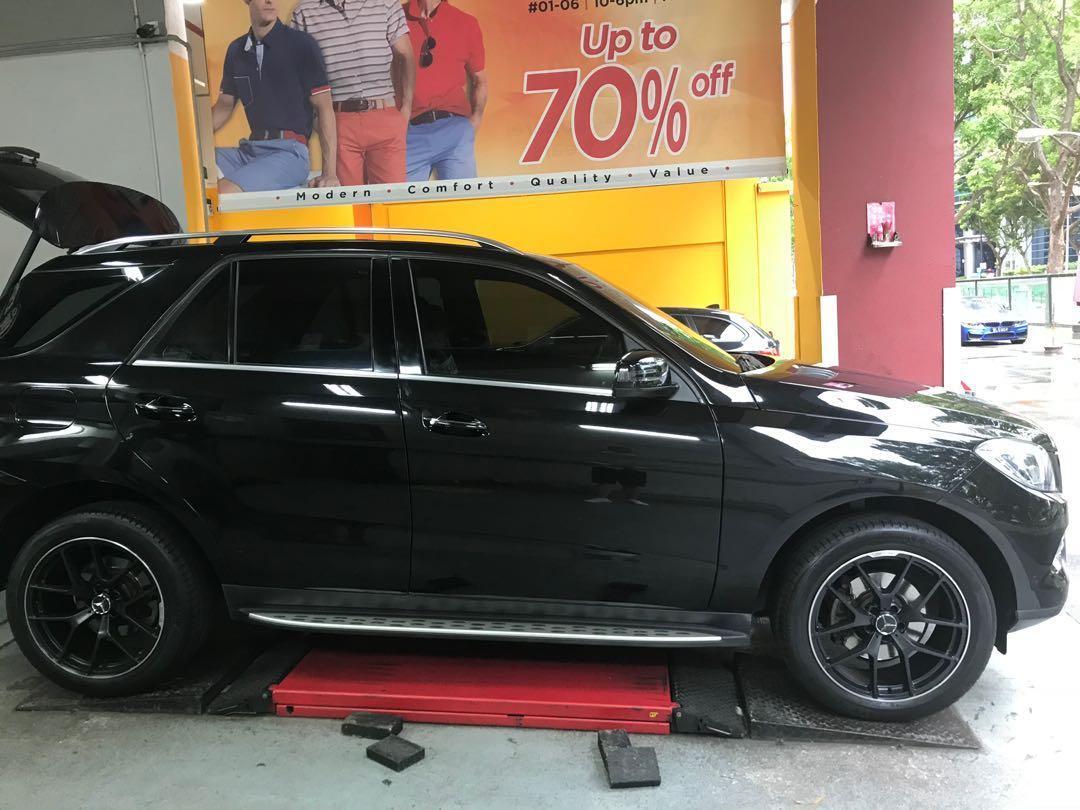 Mercedes-Benz ML250 BlueTec 4Matic (A)