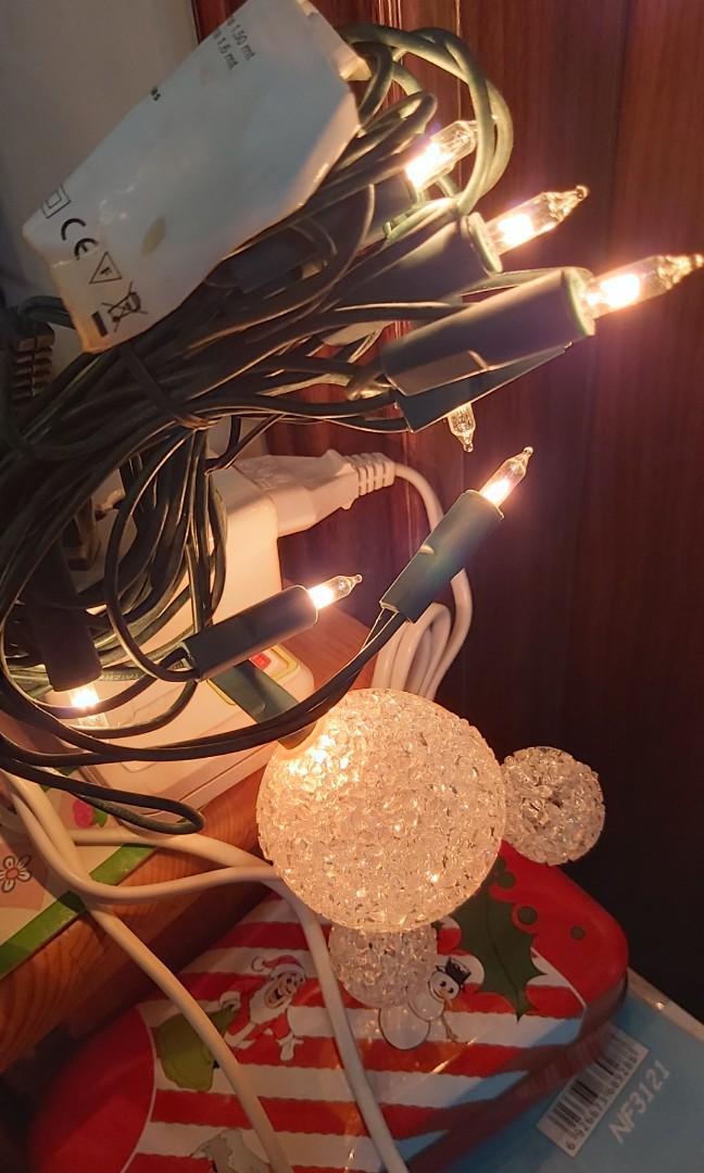 Mickey Mouse Christmas lighting 聖誕燈飾