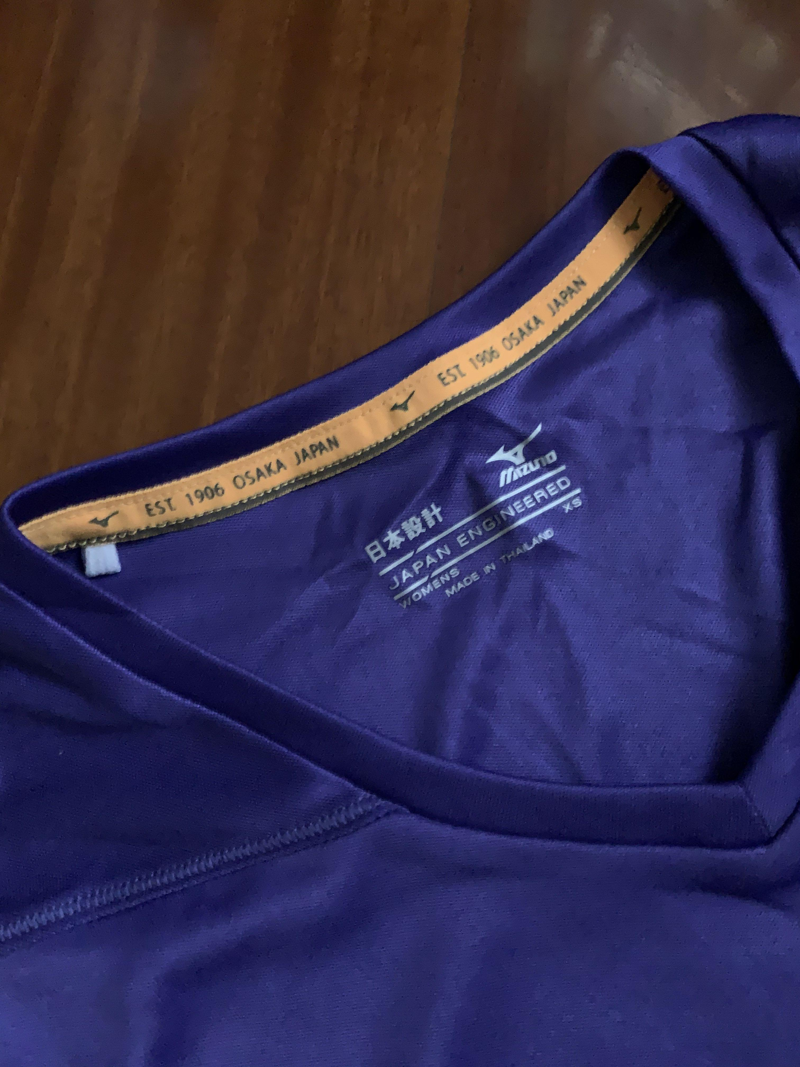Mizuno運動衫