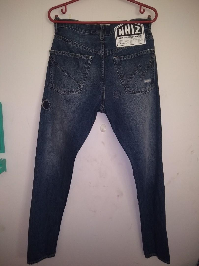 Neighborhood x Izzue Jeans