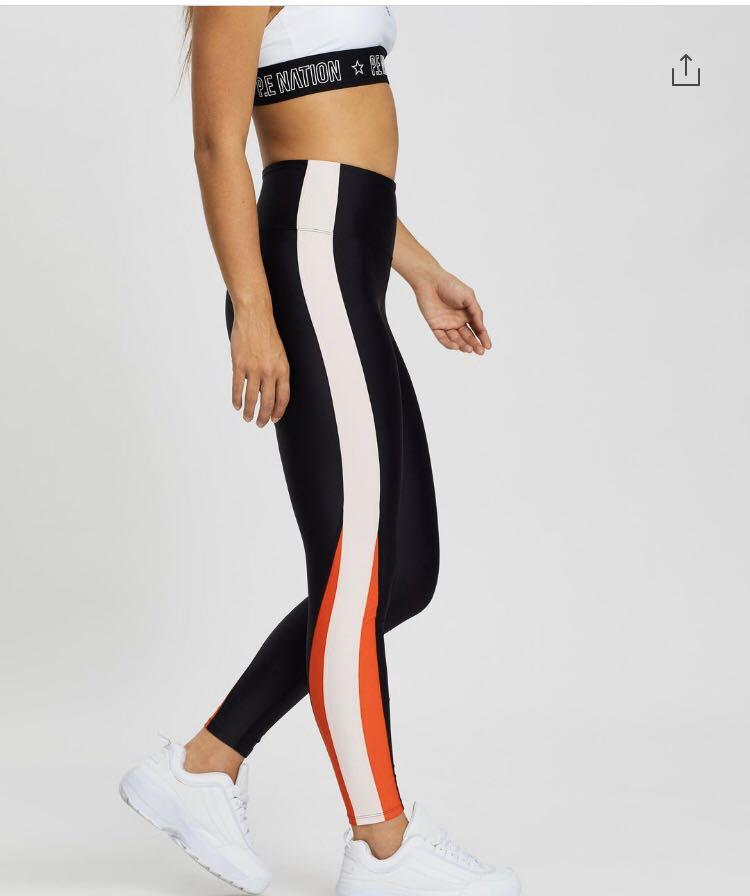 Pe Nation Brand New With Tags World Motion Leggings RRP $149