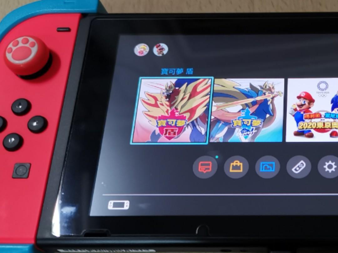 《pokemon 寶可夢 劍 盾 / Pokemon Sword and Shield 》switch大氣層已經完美玩到!支持最新系統9.0.1,『全場最高好評,達494分!』同時玩到路易鬼屋3