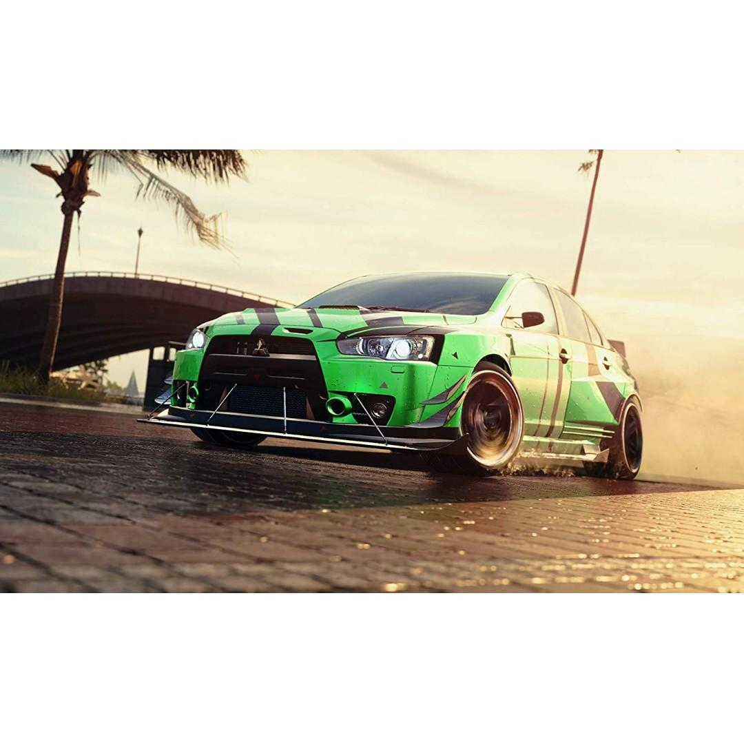 PS4 Game Need for Speed Heat (R3)