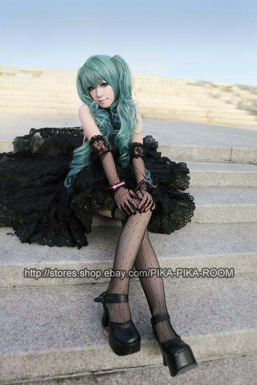 RENT/SALE Hatsune Miku Rondo of the Moon and Sun Cosplay Costume