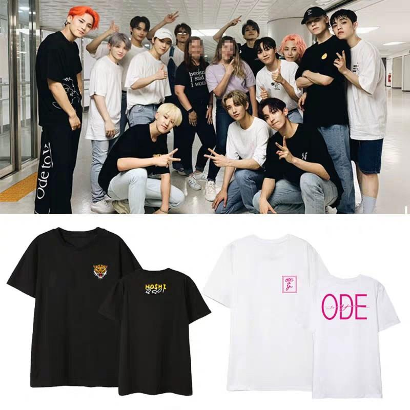 SEVENTEEN ODE TO YOU WORLD TOUR UNOFFICIAL T SHIRT