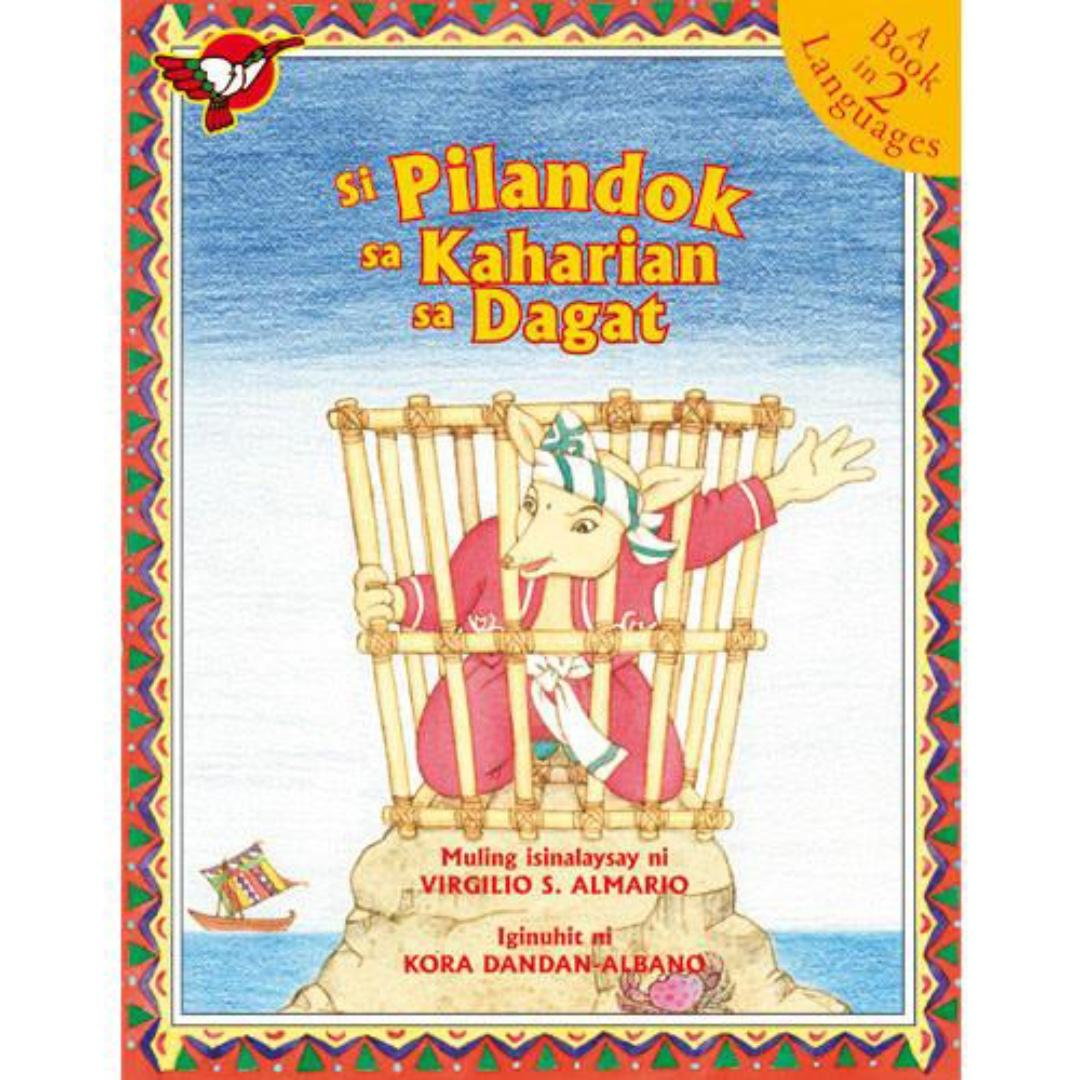Si Pilandok sa Kaharian sa Dagat | English Filipino Bilingual | Children's Book
