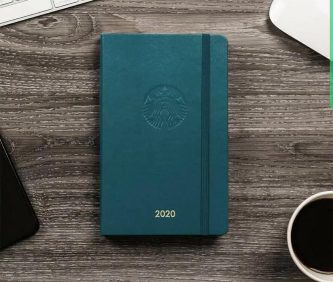 Starbucks Korea Planner 2020