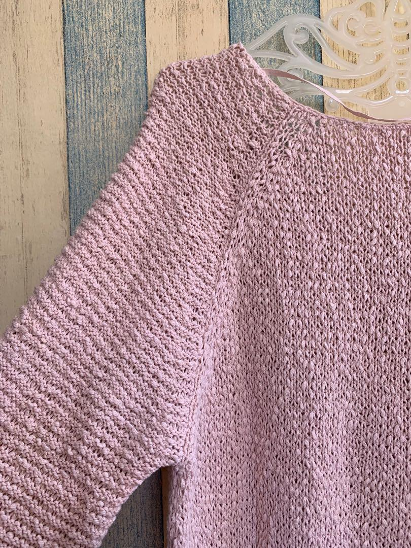 Sweater Pink Esprit