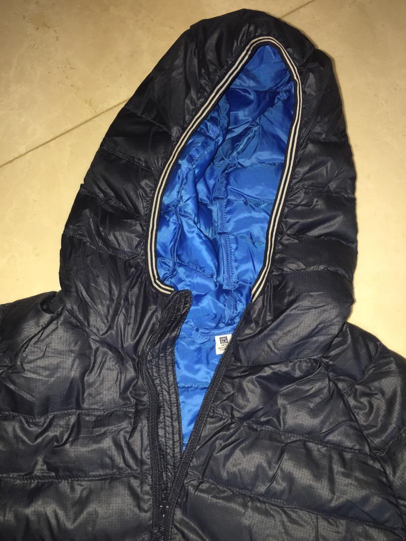 Uniqlo Winter Jacket boy age 10