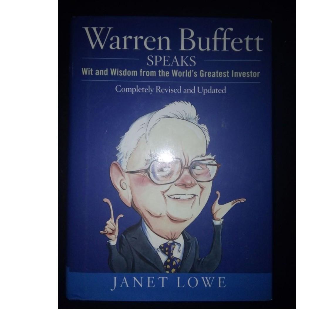 WARREN BUFFET BOOK:  BUSINESS / JOB WORK / LEADERSHIP / MONEY / FINANCE / ECONOMICS / STOCK MARKET / TRADING / SELF HELP / REFERENCE