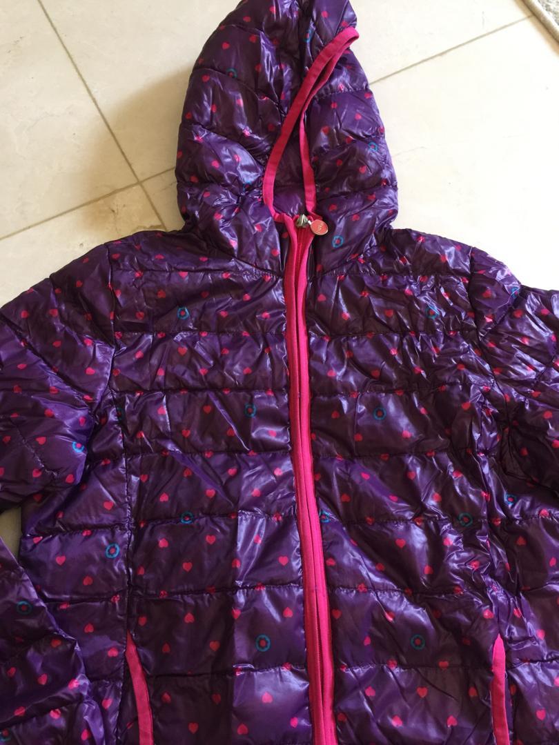 Winter Jacket Girl age 10-12