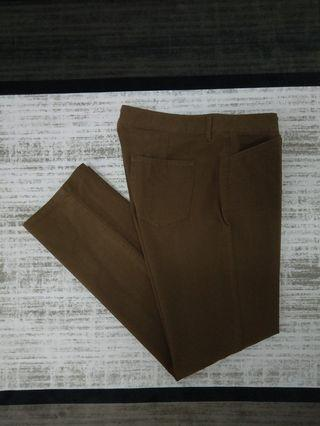 UNIQLO BOTTOMS LEGGINGS  VINTAGE PANTS SELUAR