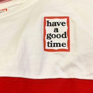 Have a good time t恤/上衣 日本專櫃購入