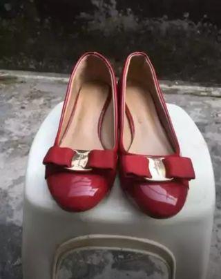 Sepatu Salvator Ferragamo