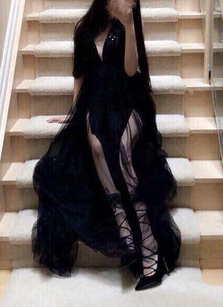 Prom Dress from Honey