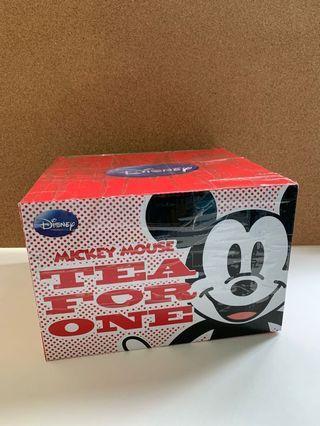 迪士尼 米奇茶壺 茶具