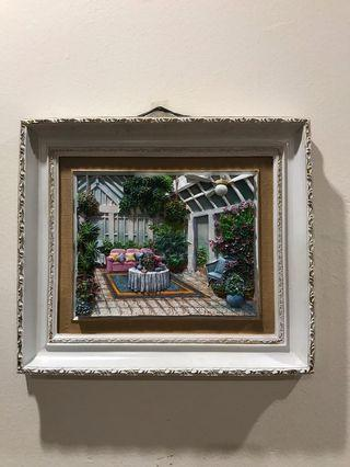 Picture Frame #2 - Conservatory