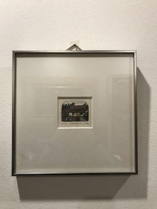 Picture Frame #3 - Cottage House