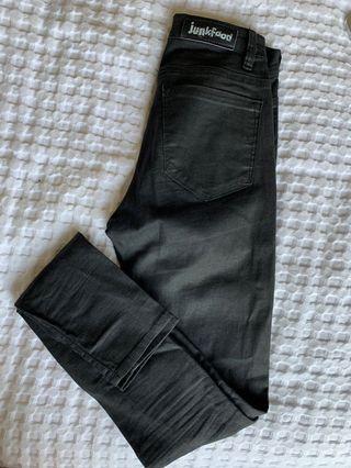 Junkfood black jeans