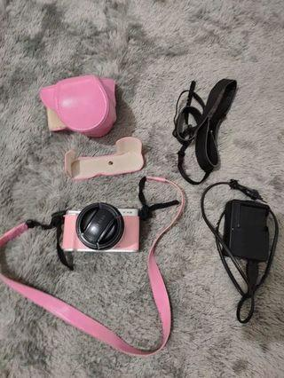 Kamera Mirrorless Fujifilm XA2 Fullbox
