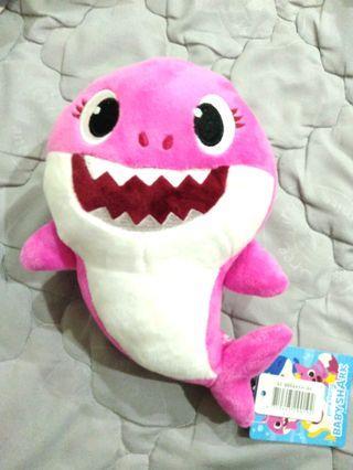 Baby shark 發聲玩偶