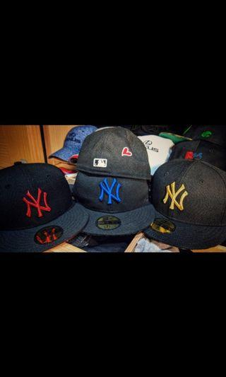 Yankees New Era 洋基豹紋棒球帽