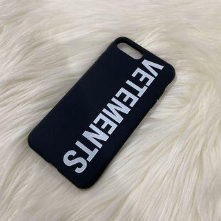 Softcase Vetements for Iphone 7+ / 7 Plus / 8 Plus