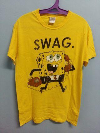 Spongebob Squarepants shirt