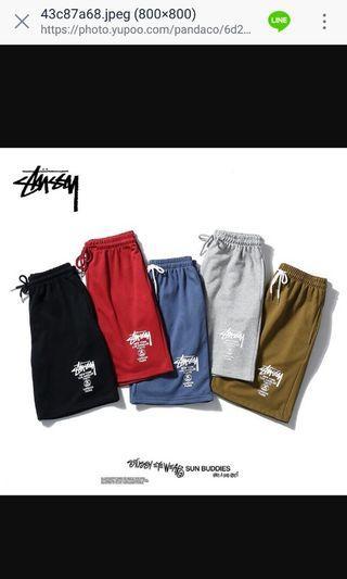 Stussy 短褲
