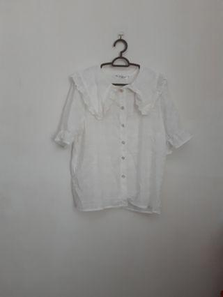 Plain korea style top